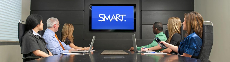 Διαδραστικές οθόνες αφής SMART